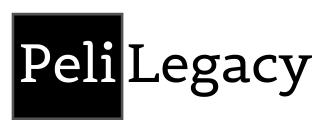 Peli Legacy logo