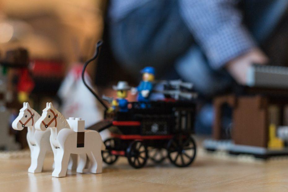 Lego hahmoja